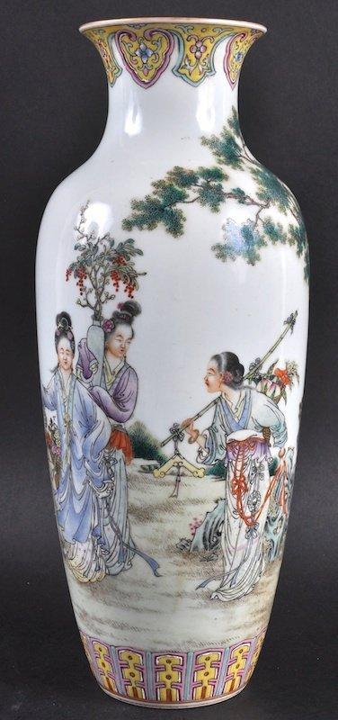 A FINE CHINESE REPUBLICAN PERIOD IMPERIAL PORCELAIN