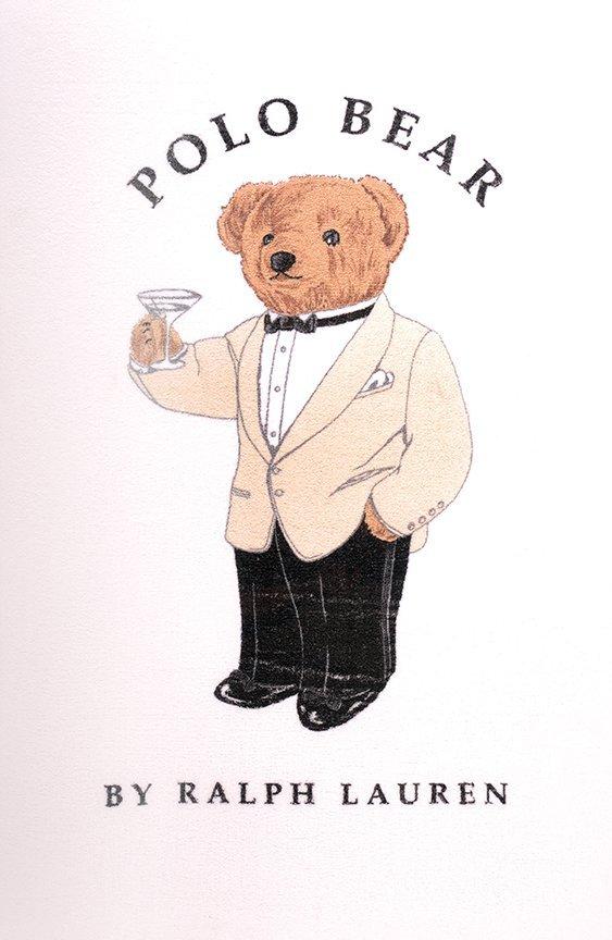 Ralph Lauren (20th – 21st Century). 'Polo Bear', Print