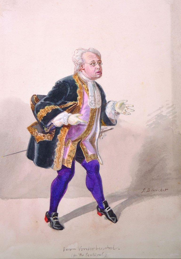 J… B… Zovecker (19th Century) English. A Study of