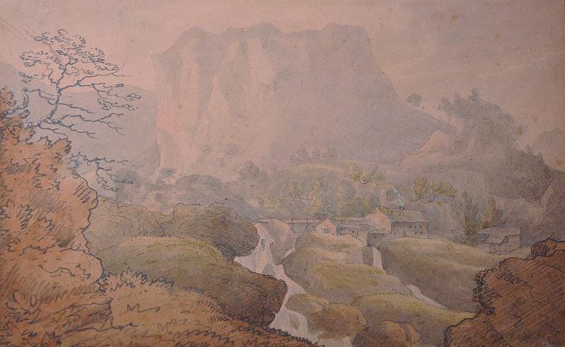 John Thomas Serres (1759-1825) British.