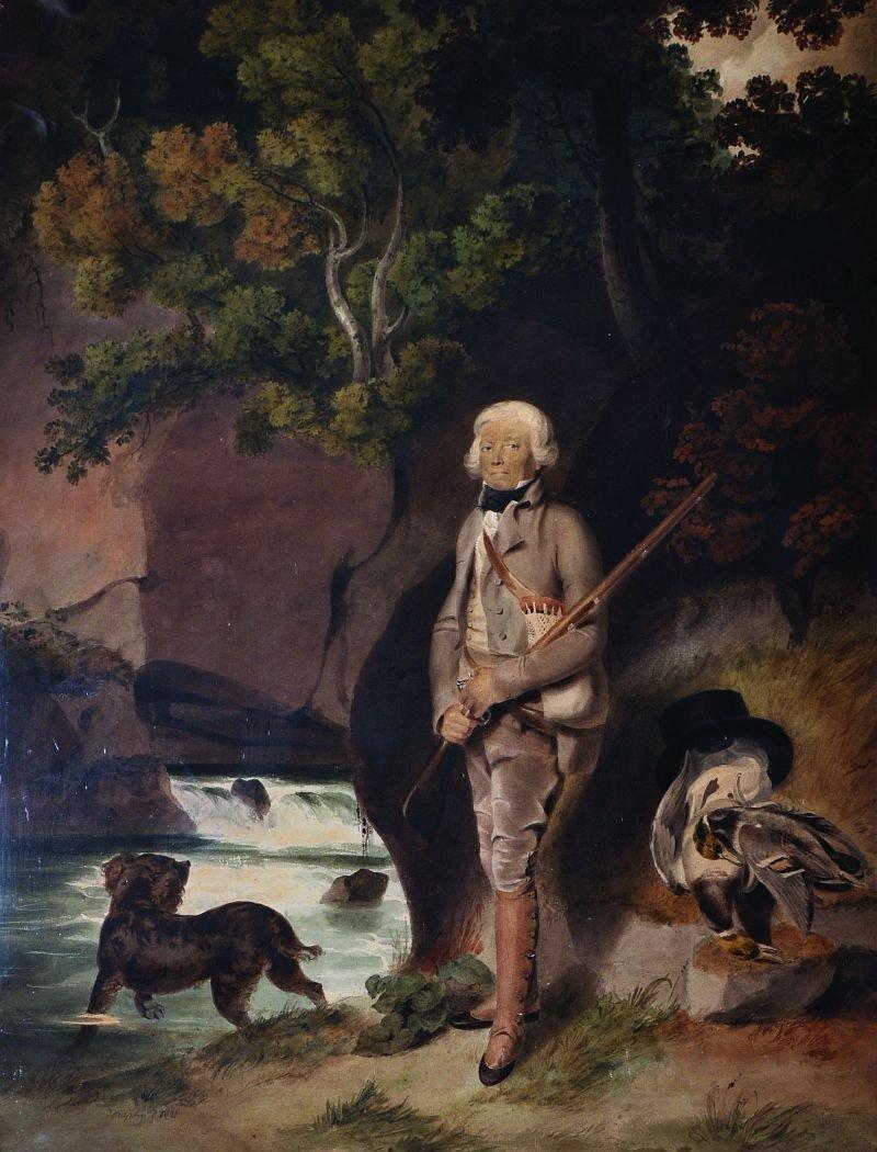 Thomas Heaphy (1775-1835) British. A Full Length