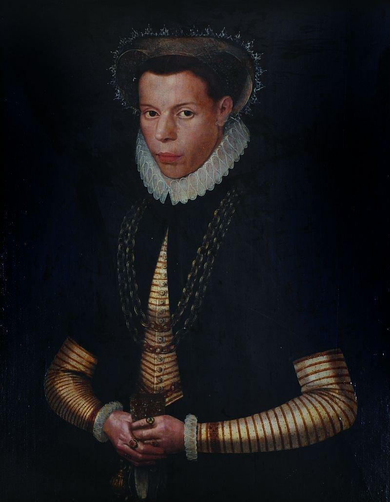 Circle of Arthur (Arnold) Bronkhorst (fl.c.1573-1583)