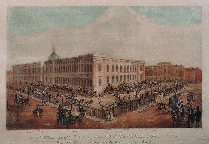 After James Pollard (1792-1867) British. 'A North East