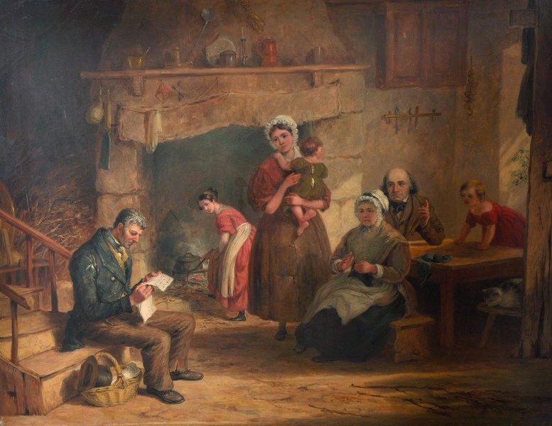 "S… R… Price (18th – 19th Century) British. ""The Zennor"
