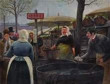 Fritz Steinmetz-Noris (1860-1937) German. 'Cibler', a