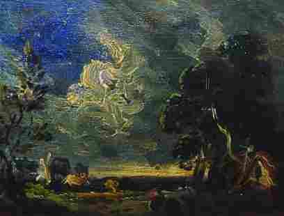 "After John Constable (1776-1837) British. ""Near"