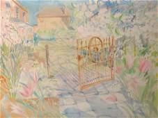 Elizabeth Jane Lloyd 19281995 British The Garden