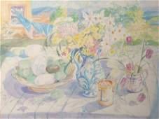 Elizabeth Jane Lloyd 19281995 British Still Life on