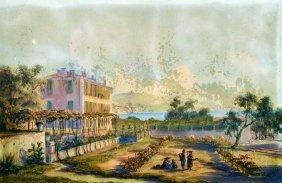 Domenico (dominique) Trachel (1830-1897) French. A