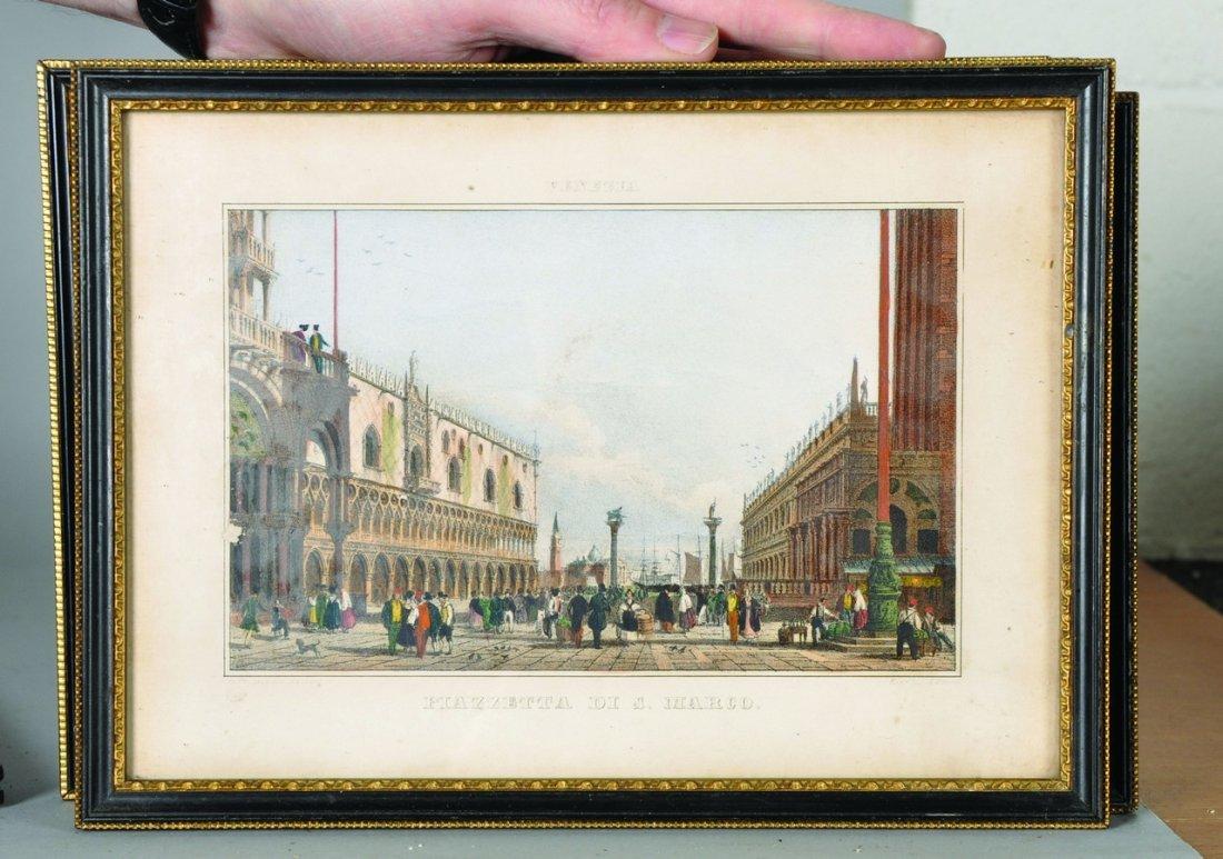 20th Century Italian School. 'Venezia, Avanzi - 3