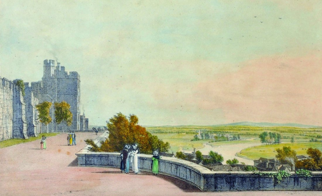 After William Westall (1765-1836) British. 'Windsor