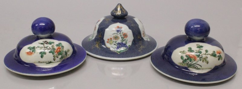 A PAIR OF 19TH CENTURY CHINESE FAMILLE VERTE & - 3