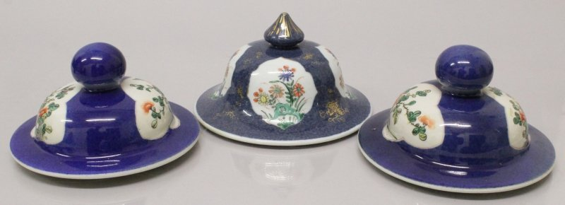 A PAIR OF 19TH CENTURY CHINESE FAMILLE VERTE & - 4