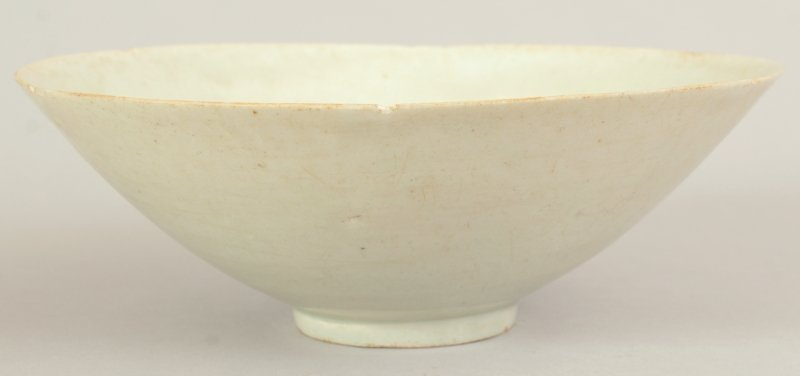 A CHINESE SONG DYNASTY CELADON PORCELAIN BOWL, of - 5
