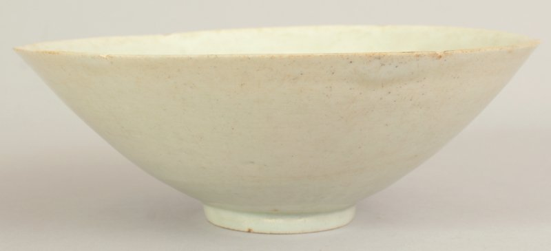 A CHINESE SONG DYNASTY CELADON PORCELAIN BOWL, of - 7