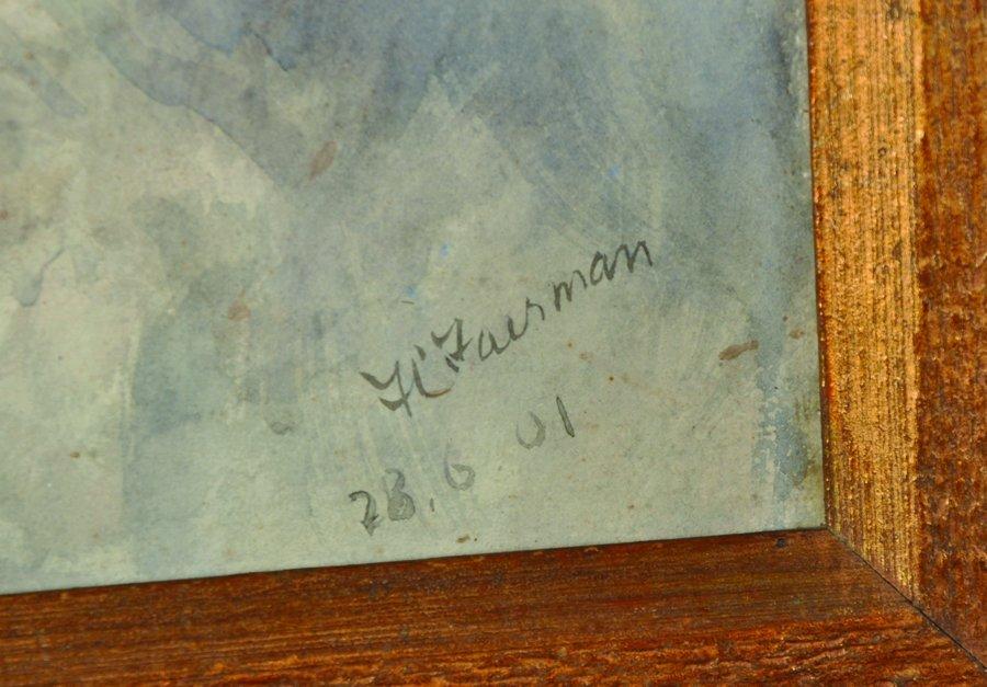 """Francis C... Fairman (1836-1923) British. """"Daddy"""", a - 4"""