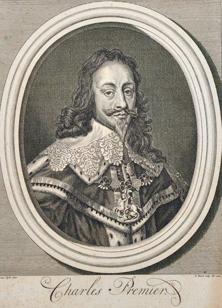 "After Anthony Van Dyke (1599-1641) Flemish. ""Charles"