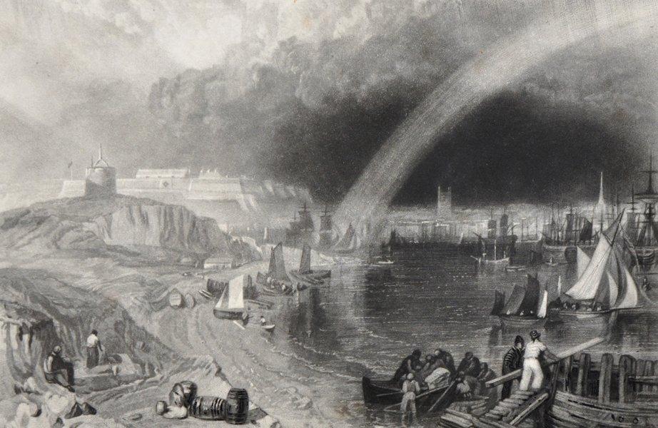 After Joseph Mallord William Turner (1775-1851)