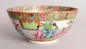 A GOOD QUALITY 19TH CENTURY CHINESE CANTON MANDARIN