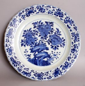 A GOOD 17TH/18TH CENTURY CHINESE KANGXI MARK & PERIOD
