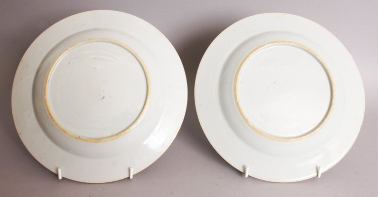 A PAIR OF 18TH CENTURY CHINESE QIANLONG PERIOD - 4