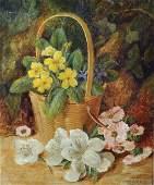 Vincent Clare 18551930 British Still Life of