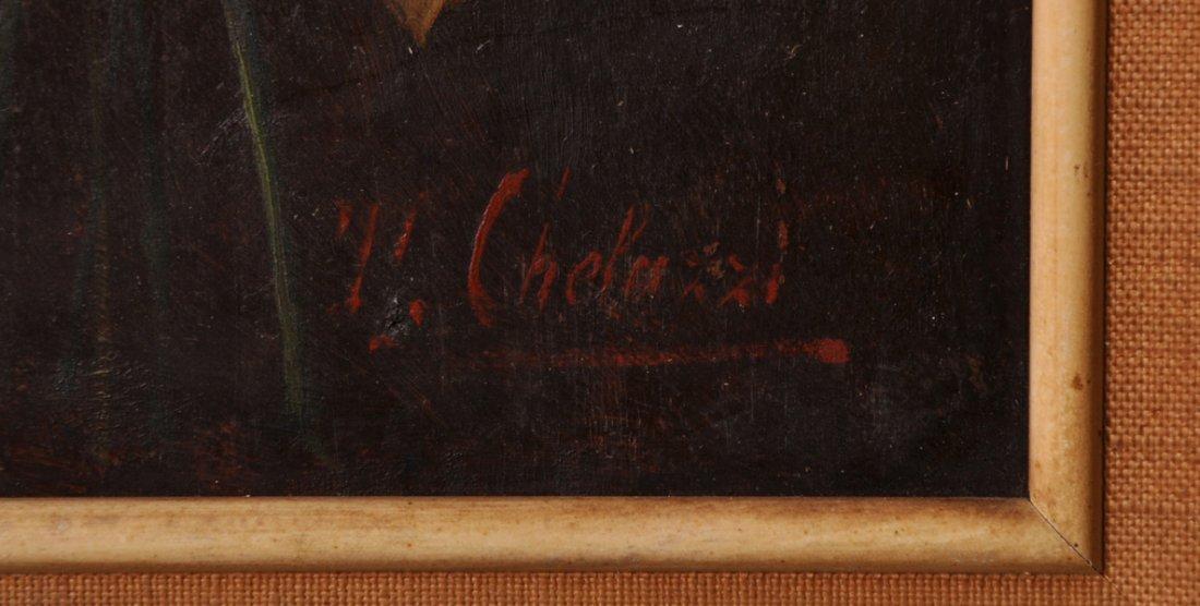 Tito Chelazzi (1834-1892) Italian. Still Life of a - 3