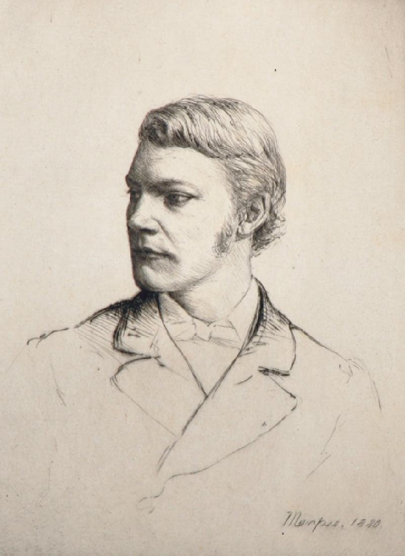 Mortimer Luddington Menpes (1855-1938) British.