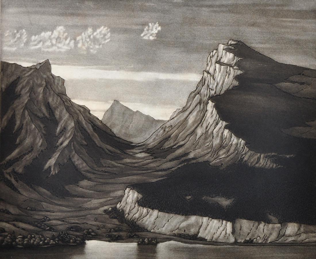 Sydney Langford Jones (1888-1948) British. A