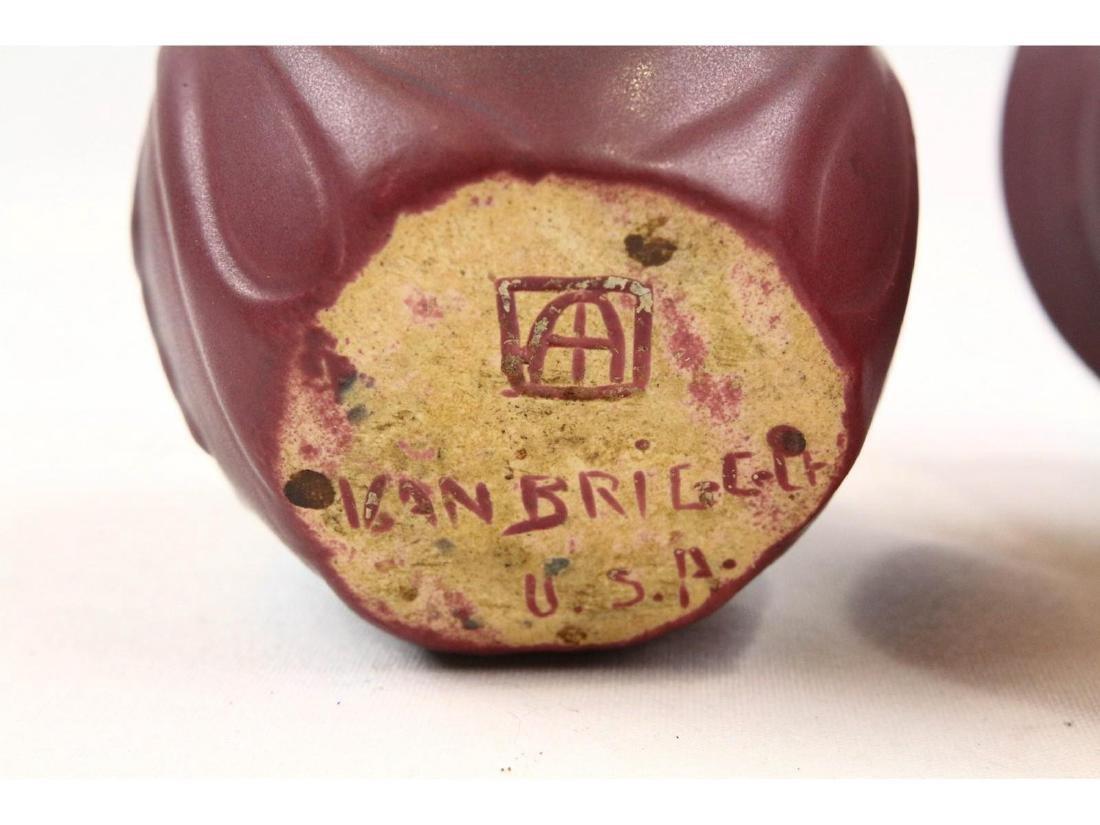 2 Pieces Van Briggle Pottery - 2