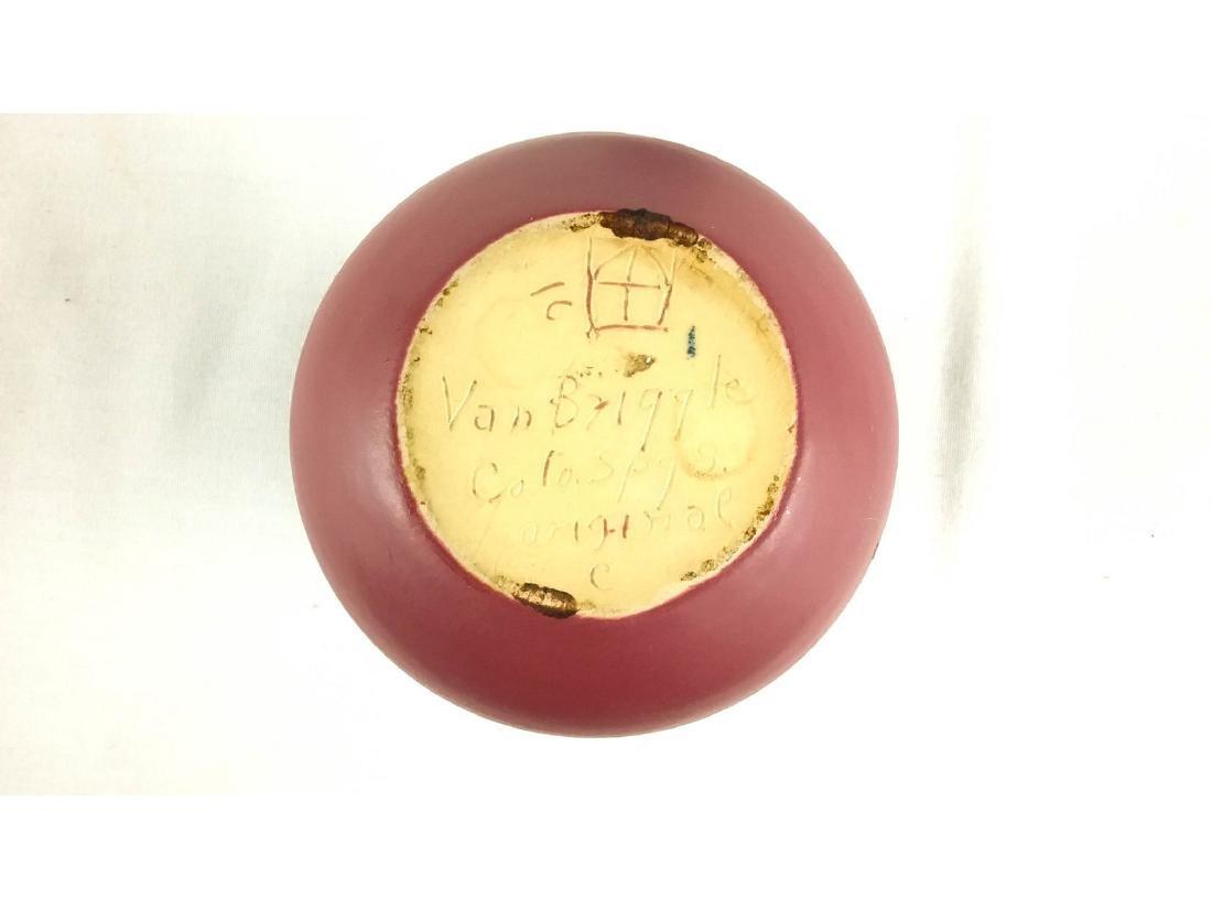 2 Pieces Van Briggle Pottery - 5
