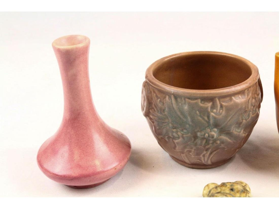 4 Pieces of Art Pottery - 2