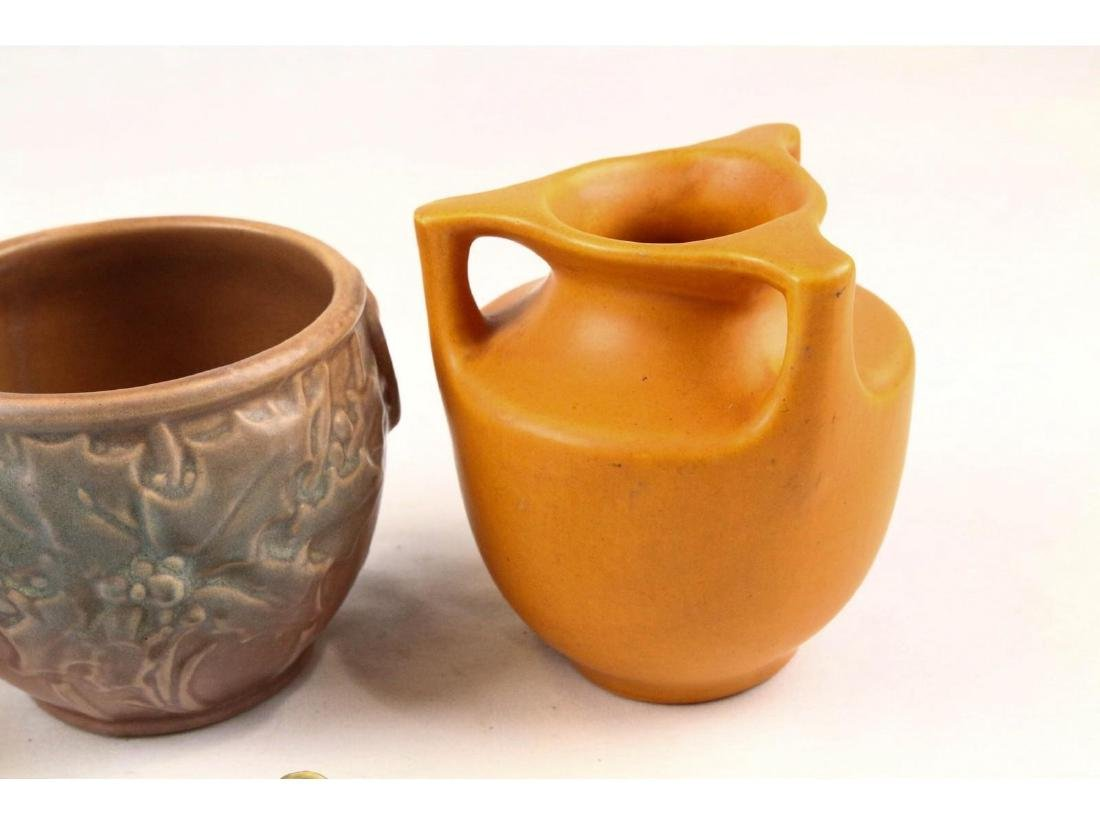 4 Pieces of Art Pottery - 3