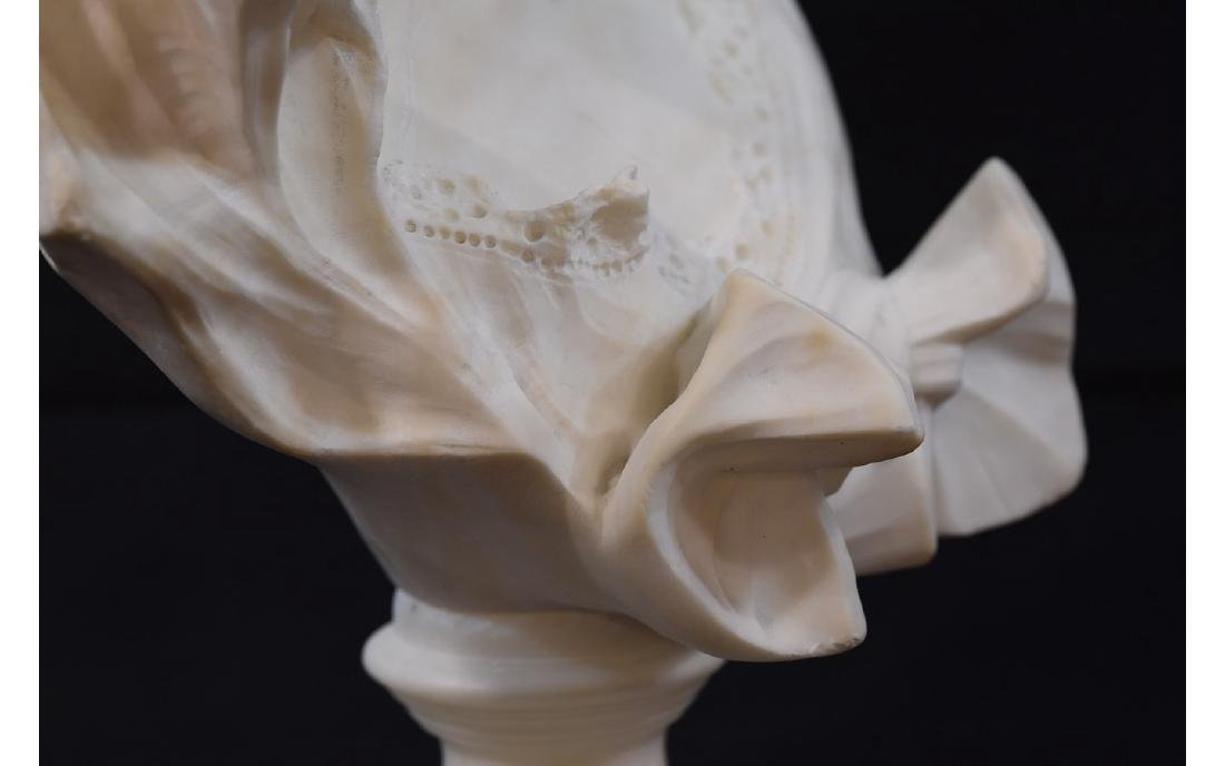 Z. Cipriani Carved Marble Sculpture - 9