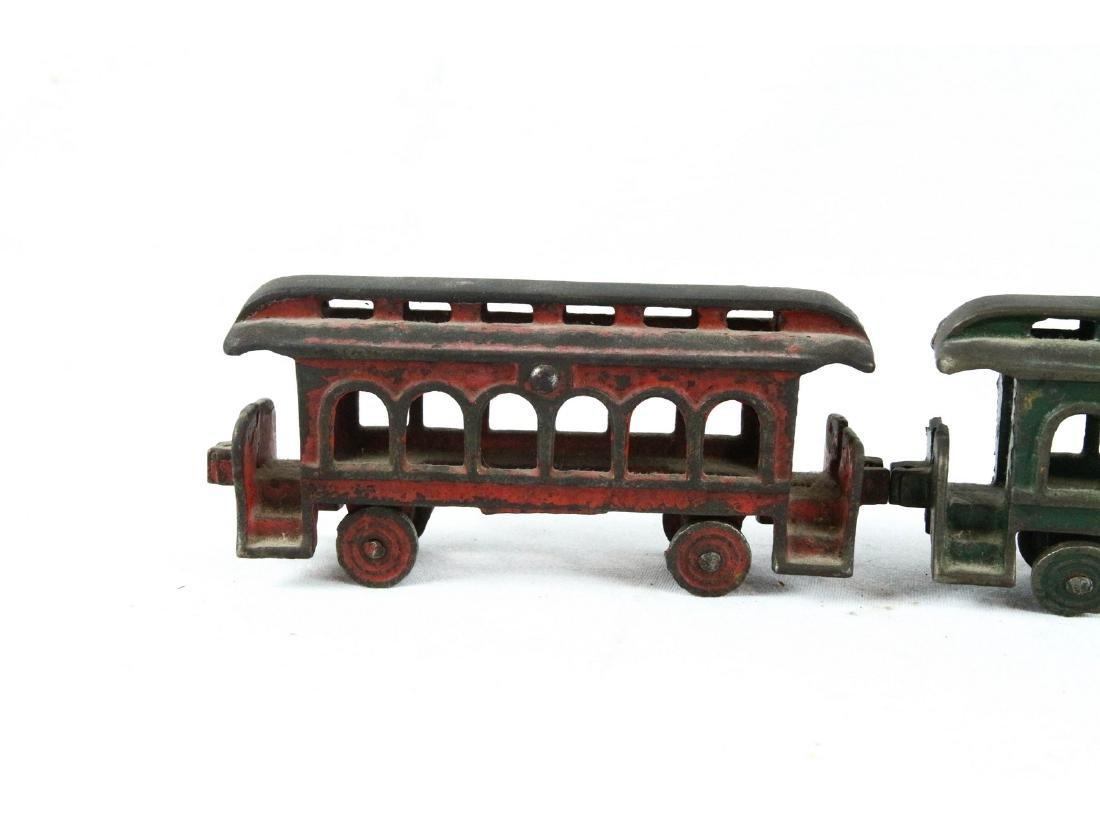 Cast Iron Toy Train - 2