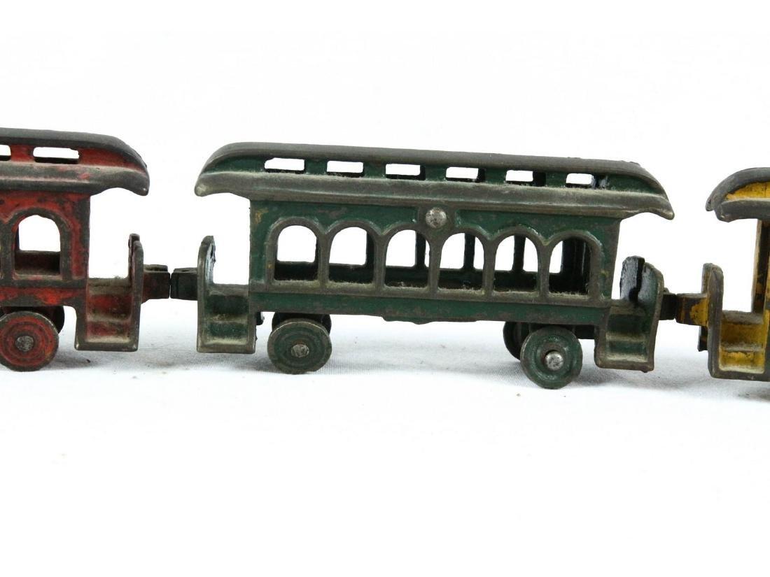Cast Iron Toy Train - 3