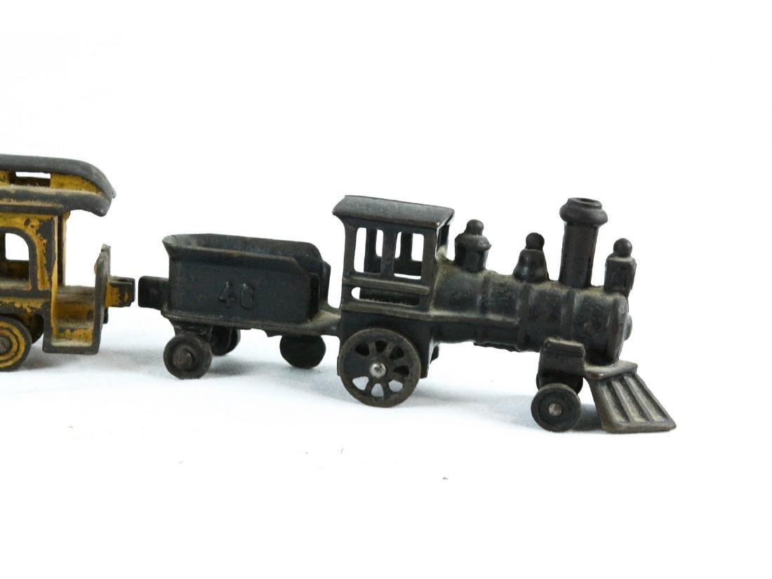 Cast Iron Toy Train - 5