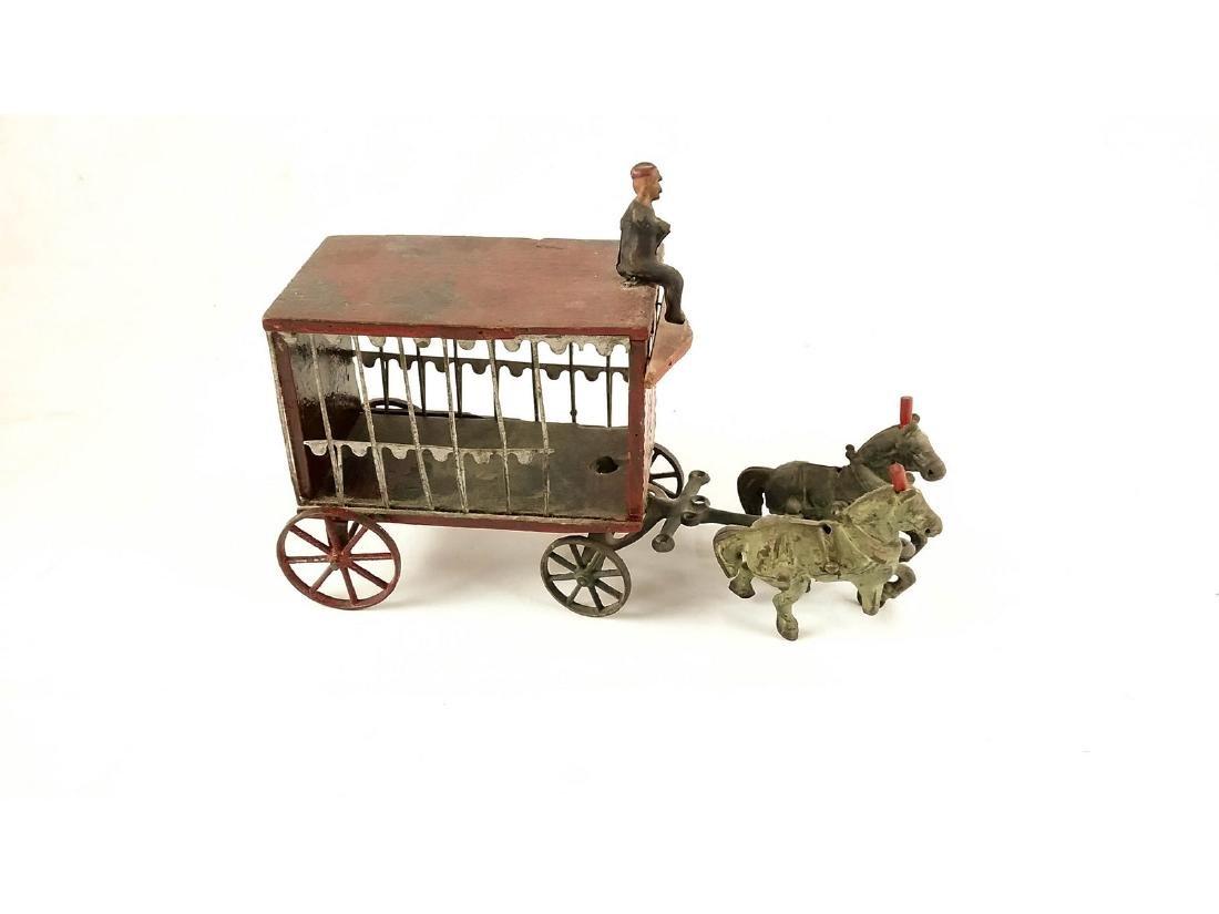 Arcade Circus Wagon