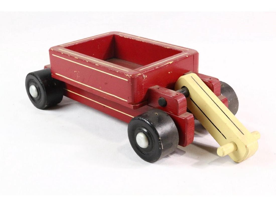 Seaver Wooden Toy Wagon