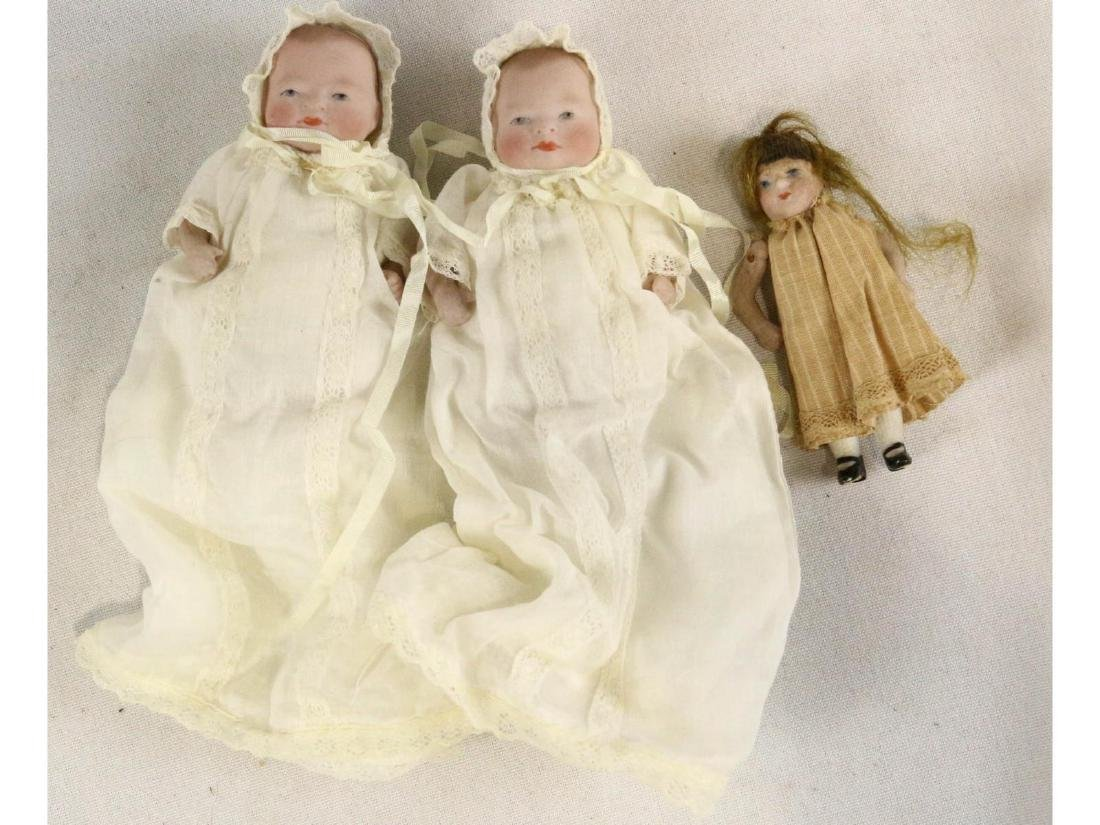 Grace S Putnam Twin Baby Dolls - 2