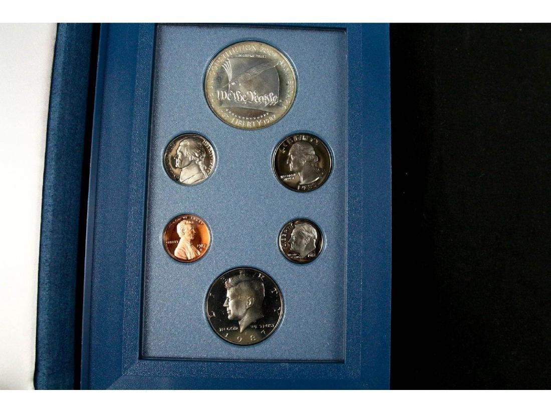 (2) United States Mint Prestige Uncirculated Sets - 5