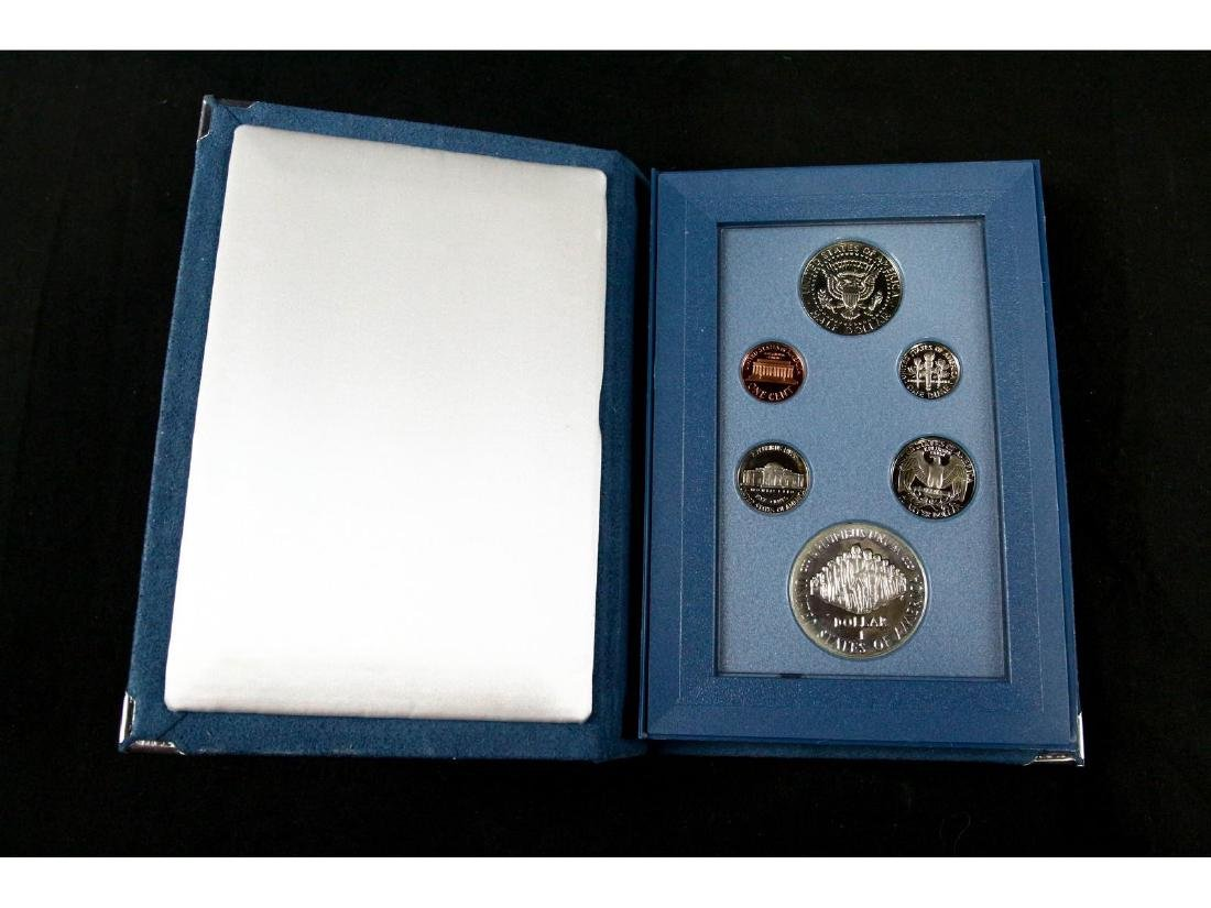 (2) United States Mint Prestige Uncirculated Sets - 6