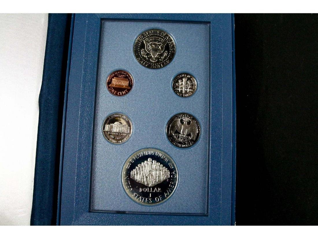 (2) United States Mint Prestige Uncirculated Sets - 7