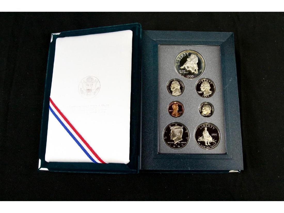 (4) United States Mint Prestige Uncirculated Sets - 10