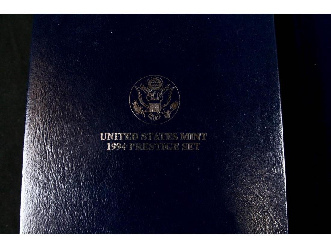 (4) United States Mint Prestige Uncirculated Sets - 3