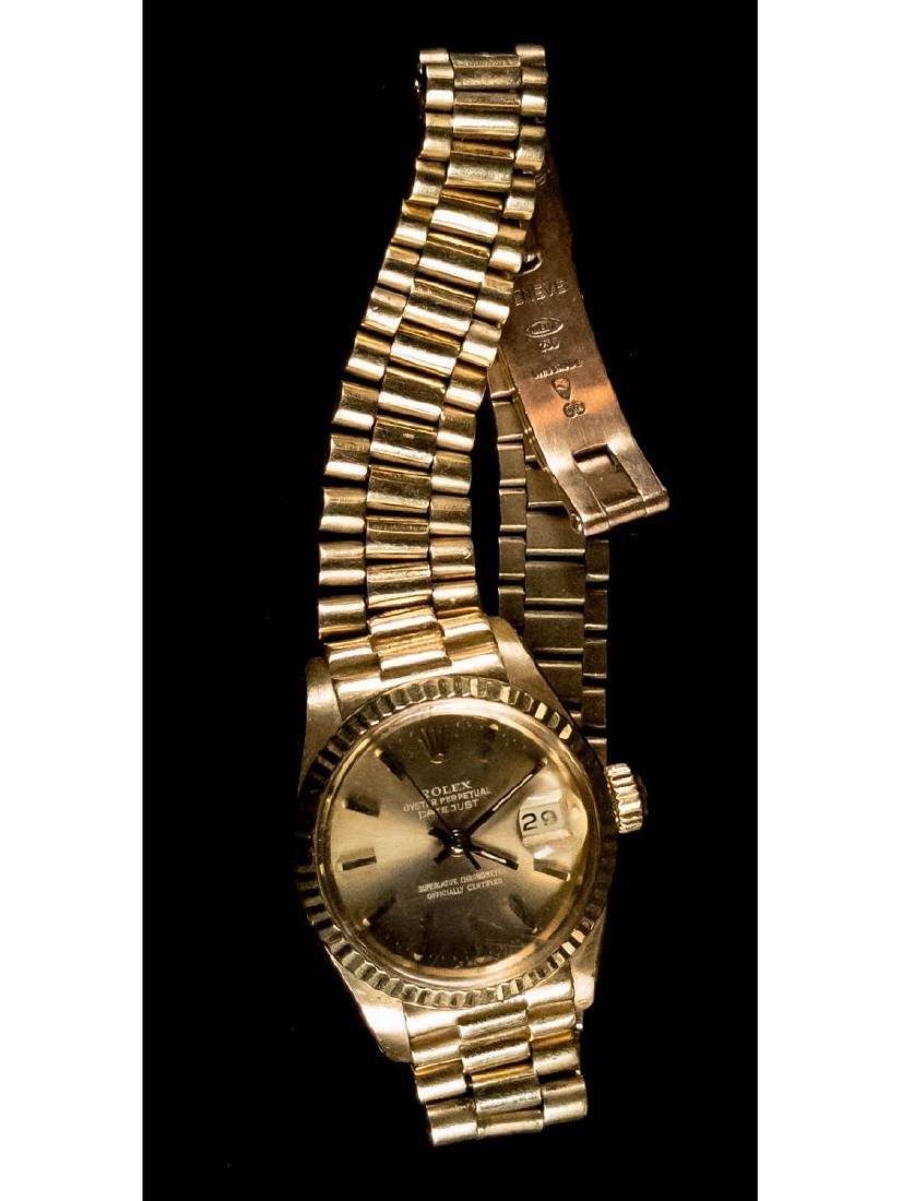 Ladies Rolex President Watch