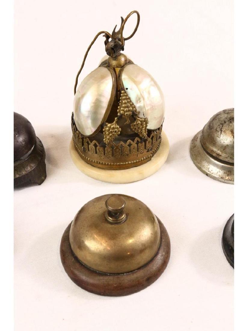 6 Hotel Style Bells - 3