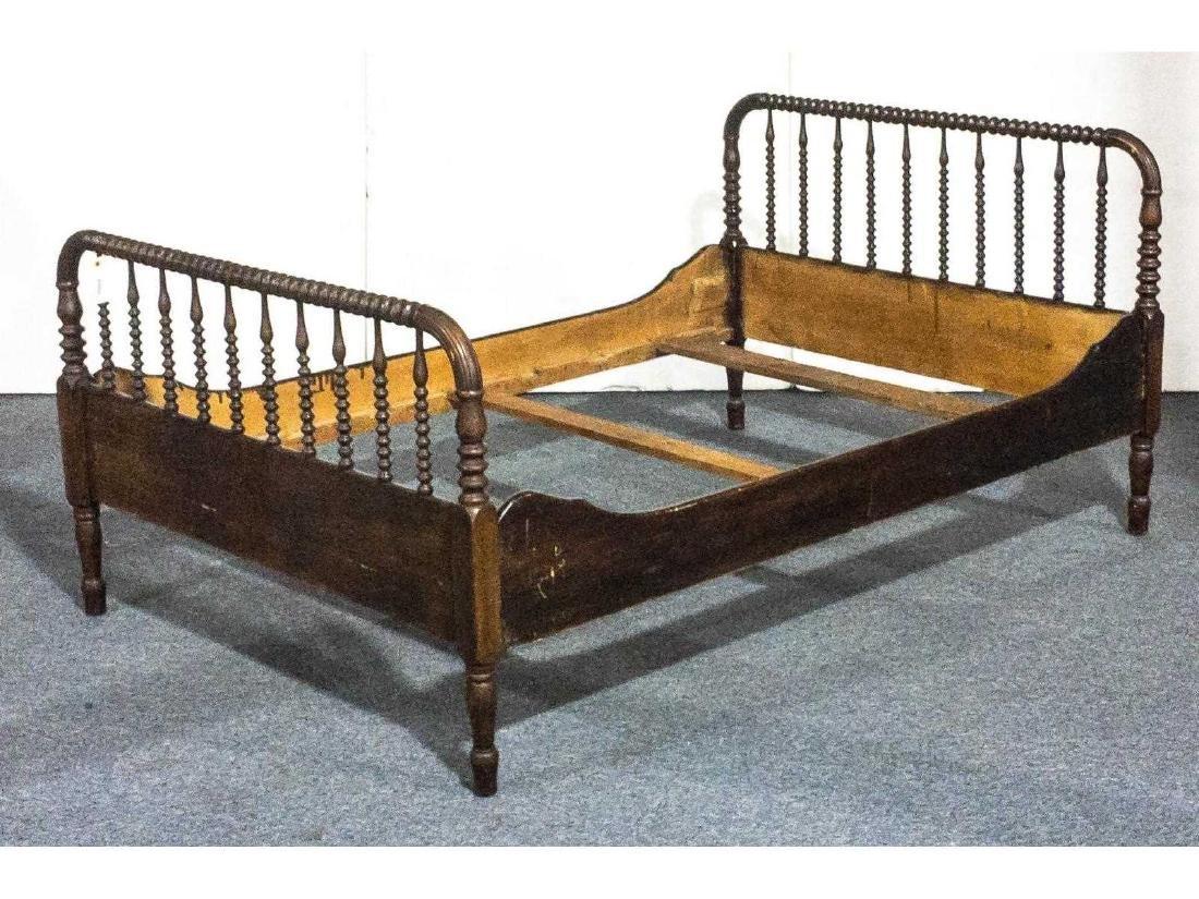 Vintage Jenny Lind Bed