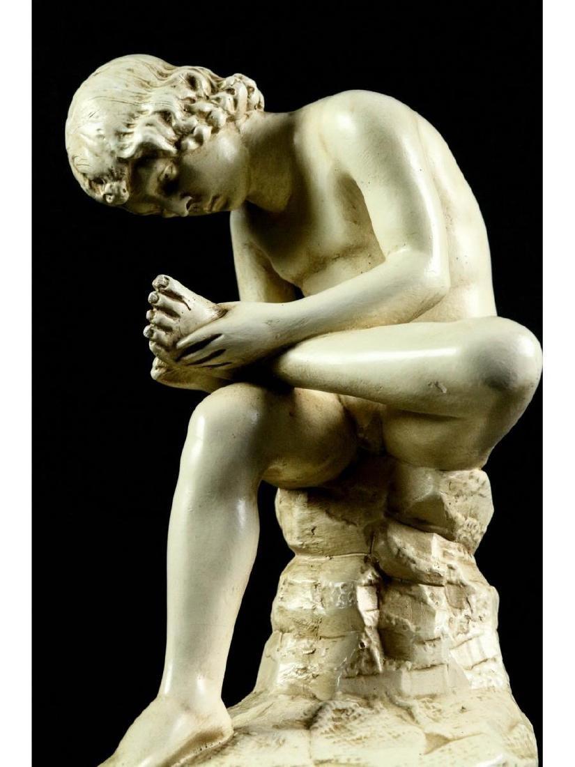 Mid 20th Century Recast European Marble Sculpture - 2