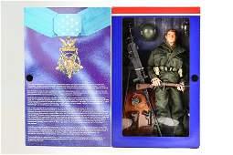 GI Joe Audie Murphy Action Figure 2001